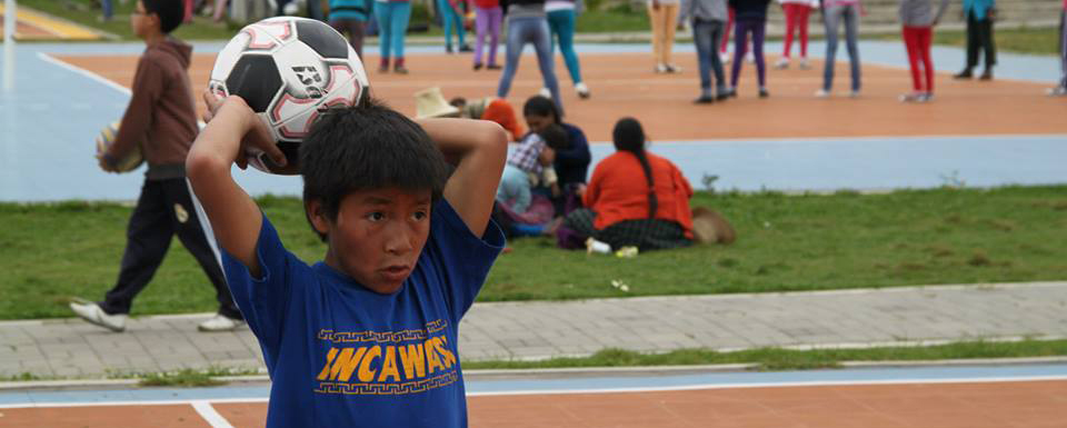 Incawasi Peru - A Dream For Every Child